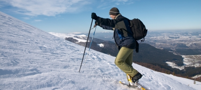 Ticinonline - Con le ciaspole nel silenzio della montagna bianca 024ca8282d52