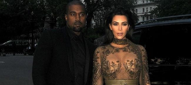 È Kanye incontri Kim Kardashian