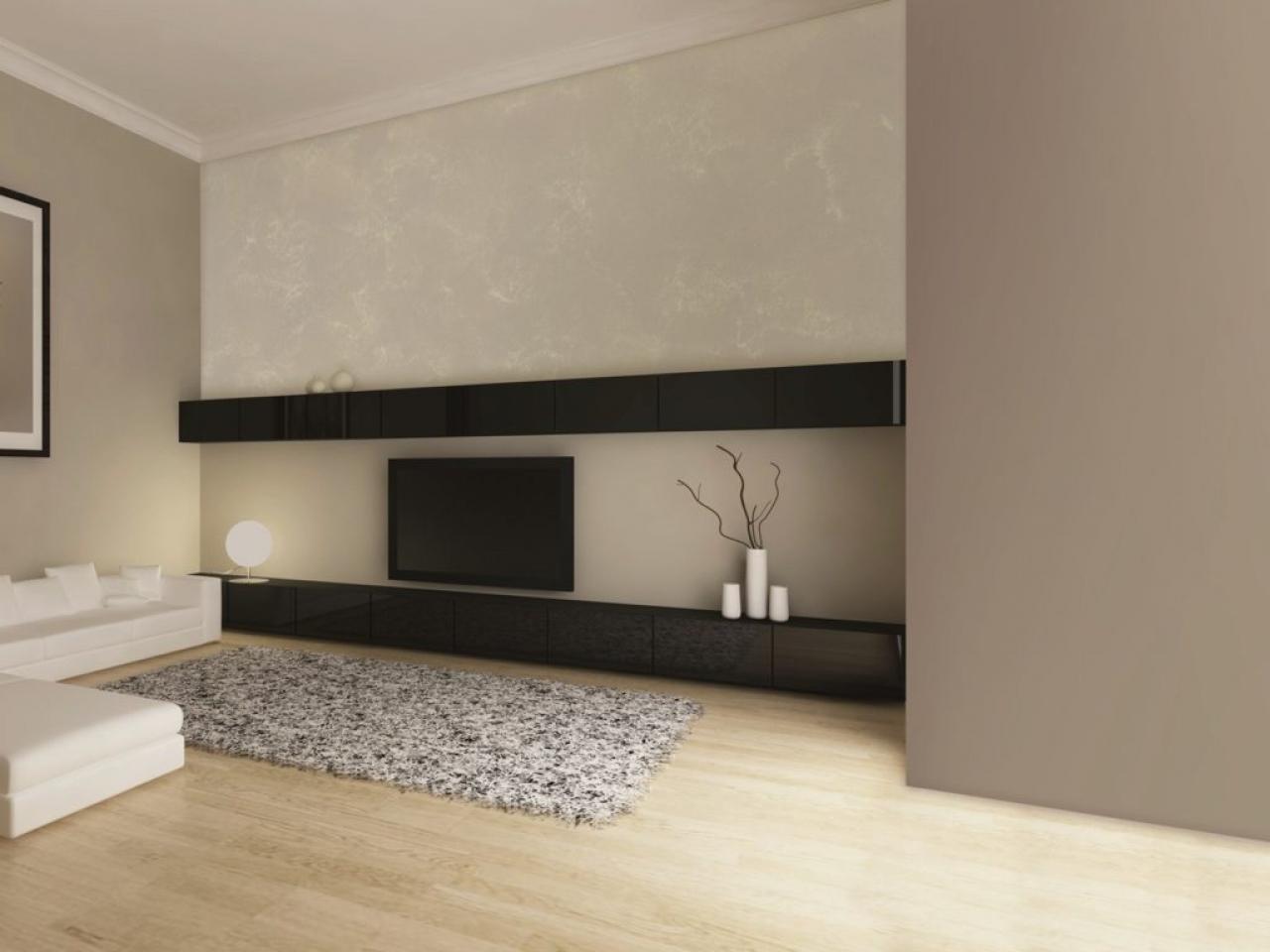 I colori che scaldano la casa ticinonline for Colori interni casa moderna