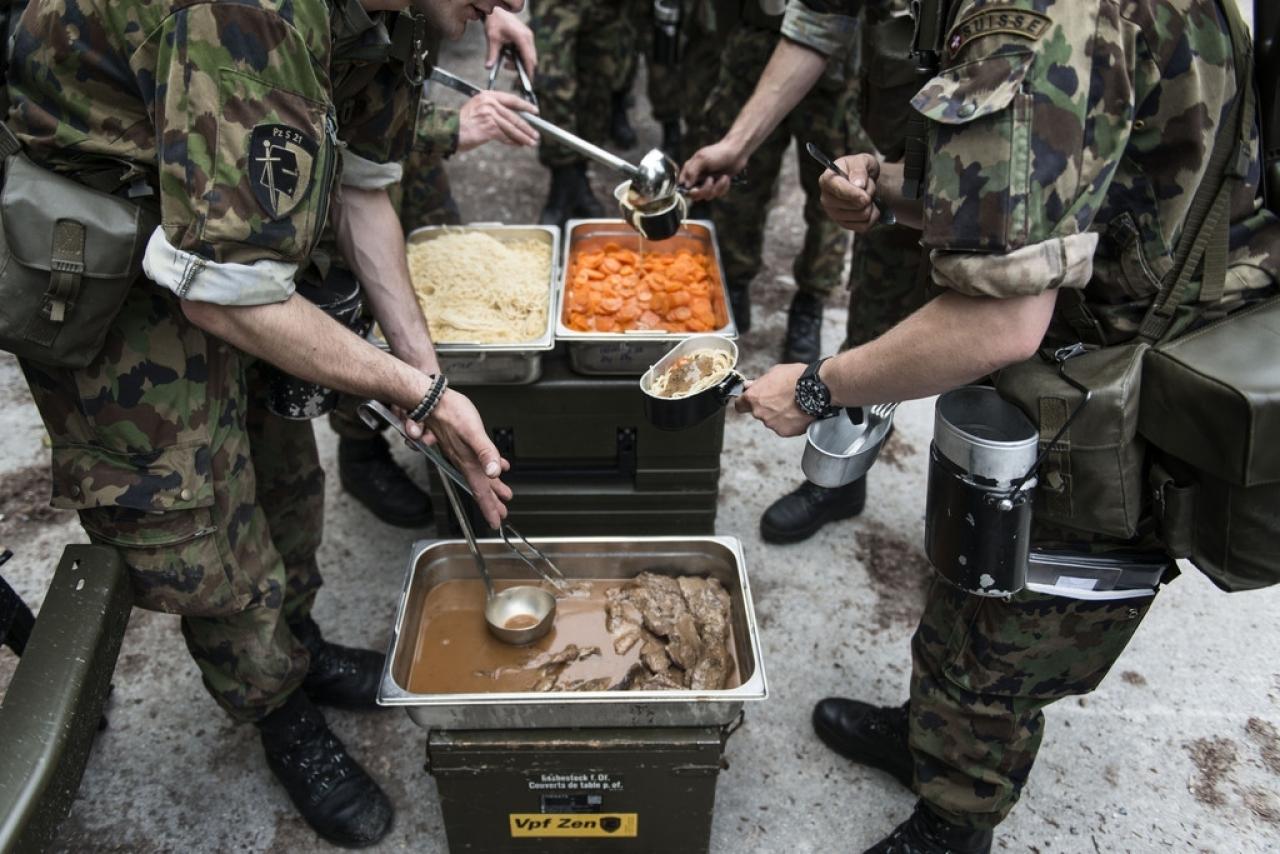 salsicce nella dieta militarista