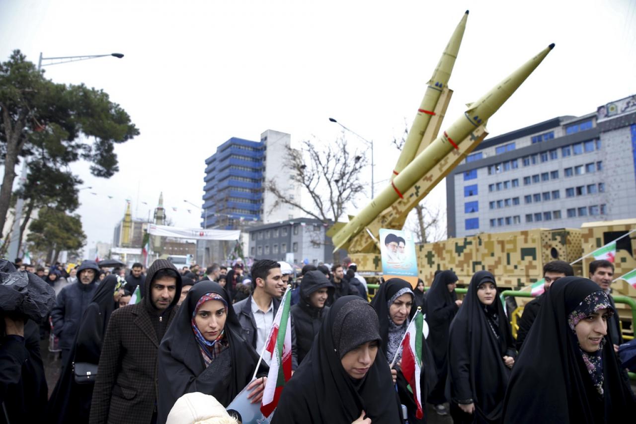 Iran, 40 anni di rivoluzione: in piazza si celebra la svolta islamica