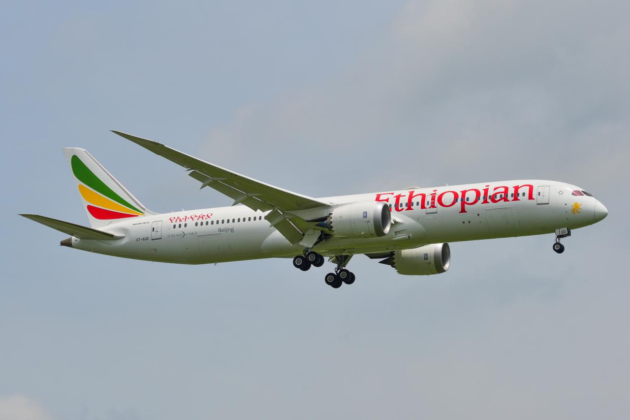 È precipitato un aereo della Ethiopian Airlines - Ticinonline