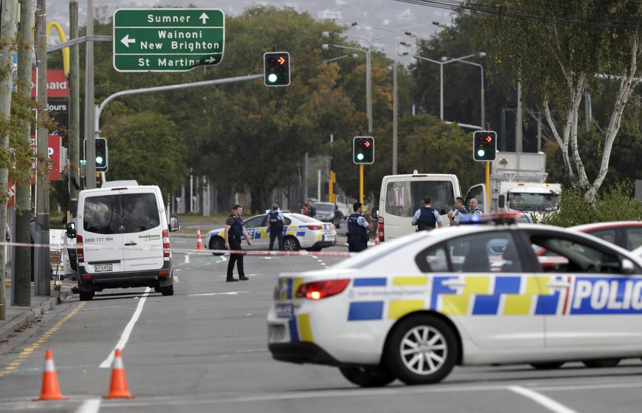Christchurch scena di incontri