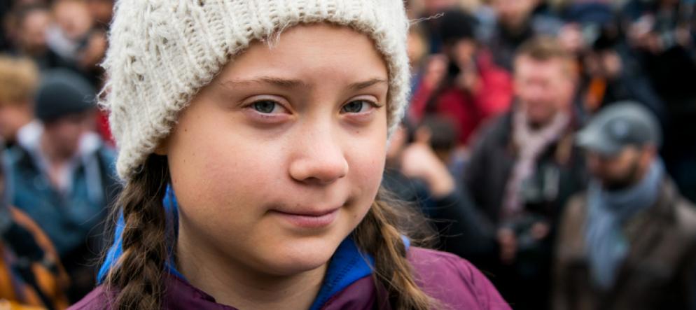 Greta Thunberg Wikipedia: Greta Thunberg Nominata Donna Dell'anno