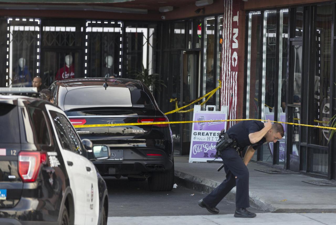 Ucciso in una sparatoria il rapper di Los Angeles, Nipsey Hussle