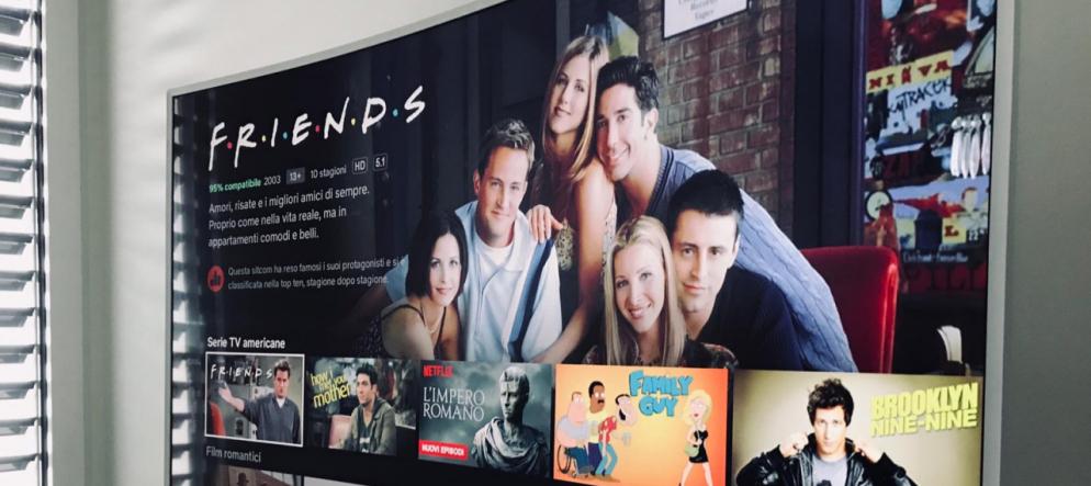 incontri Netflix