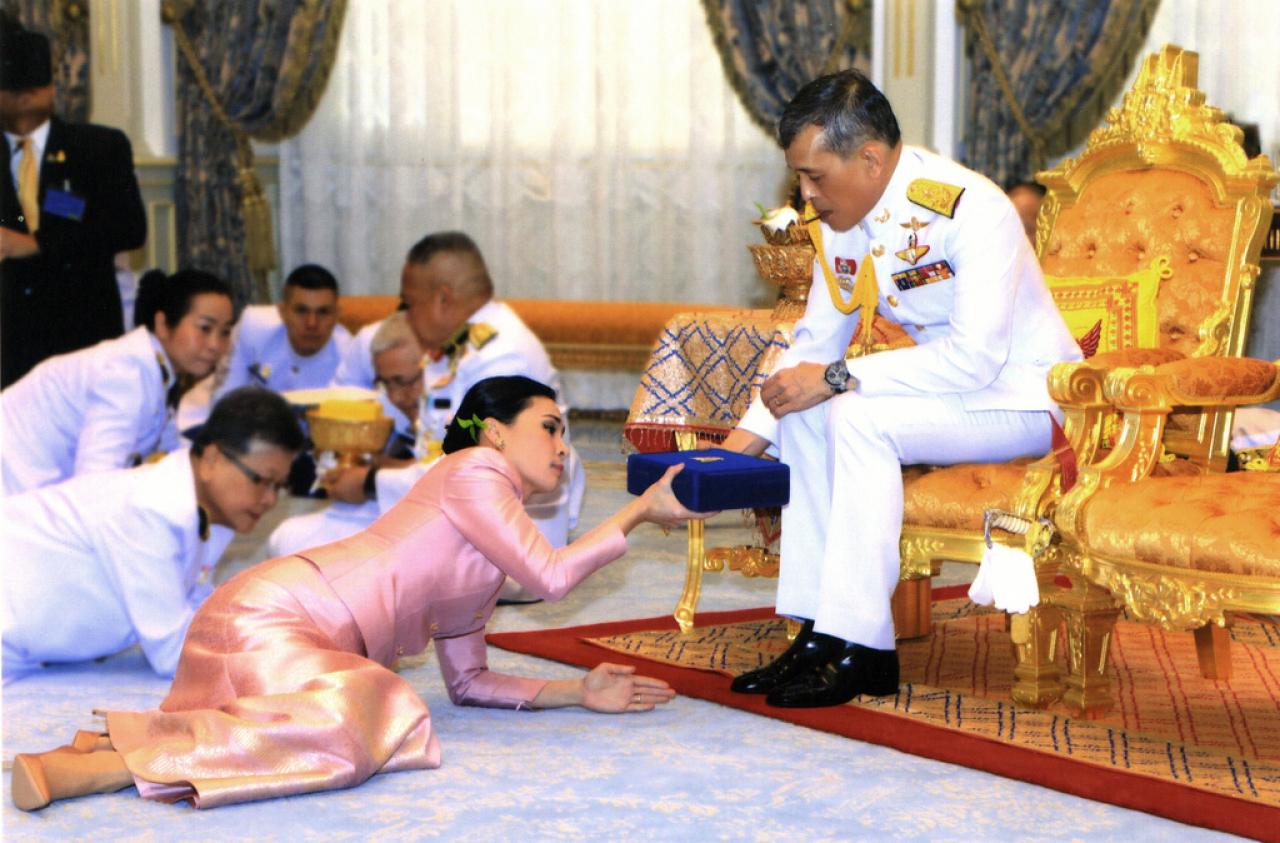 Christian siti di incontri in Thailandia Nadi Dosh nel matchmaking