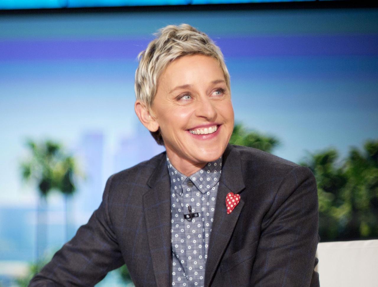 Ellen DeGeneres siti Web di incontri