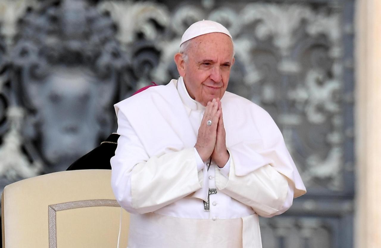 Papa Francesco: «Non cedere alla paura dei migranti o si diventa ...