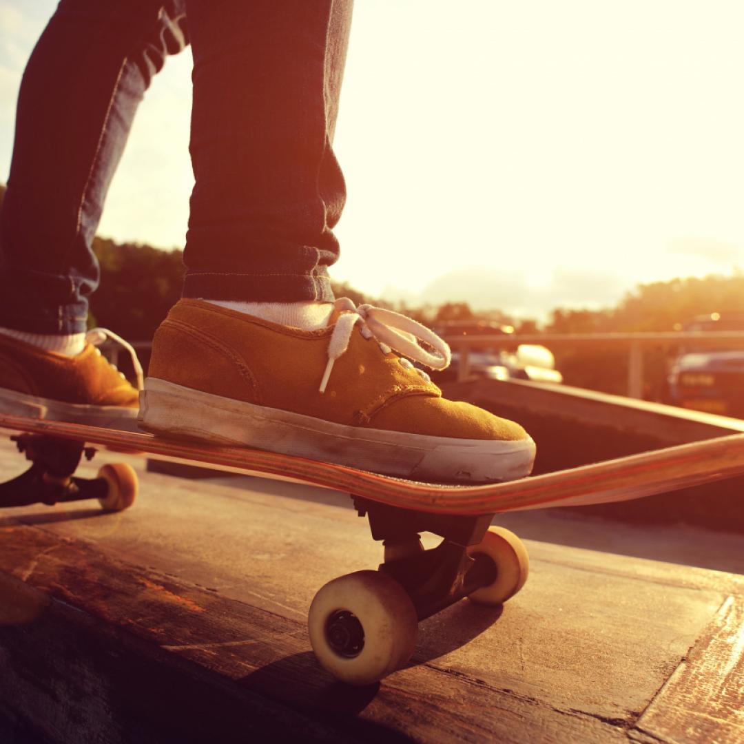 incontri skateboarder Blog simili a 40 giorni di incontri