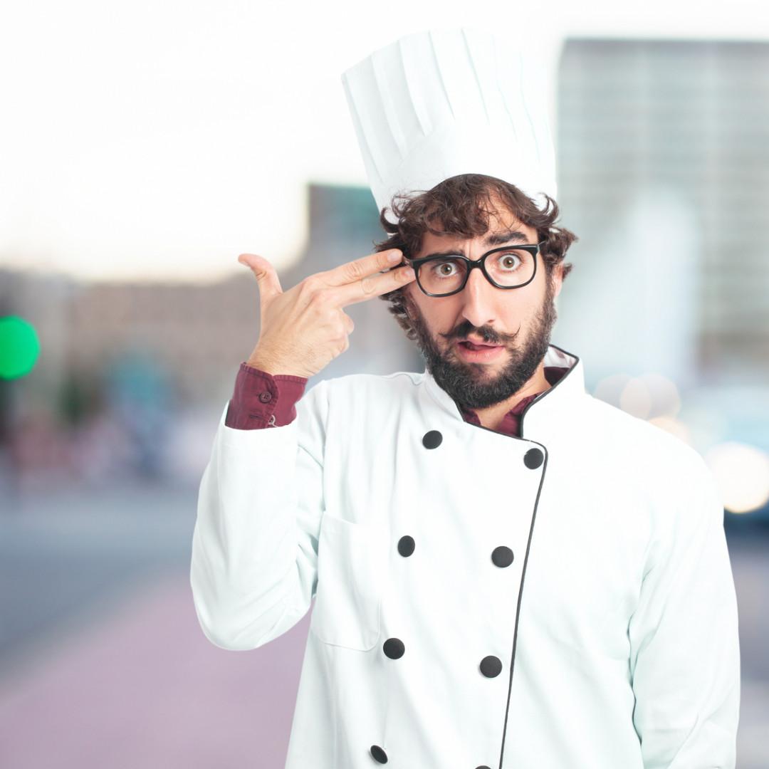 Chef incontri cameriera
