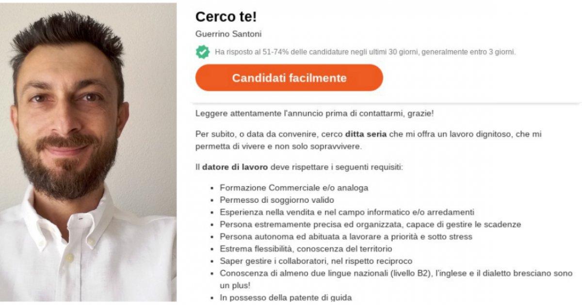 indeed offerte lavoro ticino)