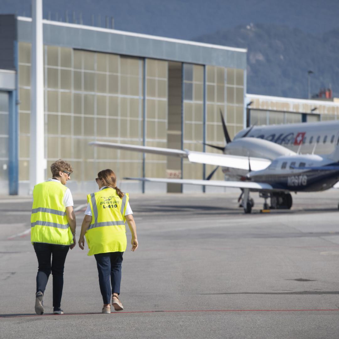 fashion styles sale online new release Indennità per lavoro ridotto ai dipendenti di Lugano Airport ...