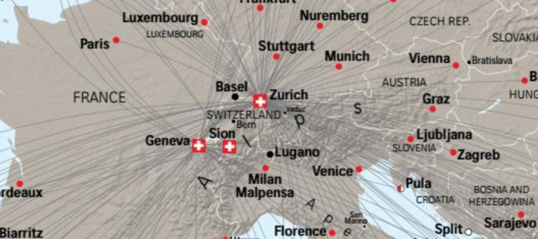 Cartina Svizzera Lugano.Lugano Senza Voli Di Linea Ma Resta Sulla Mappa Delle Destinazioni Ticinonline