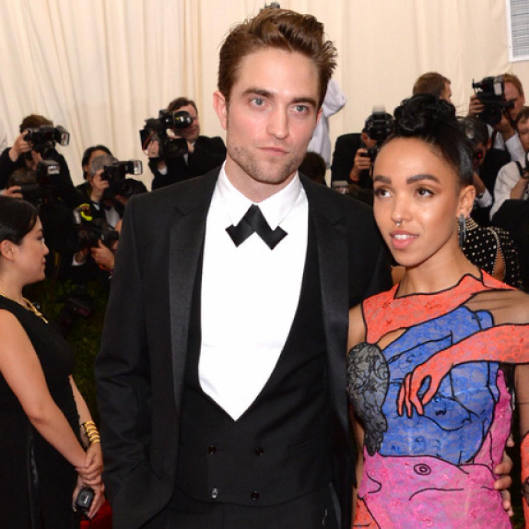 che Robert Pattinson incontri