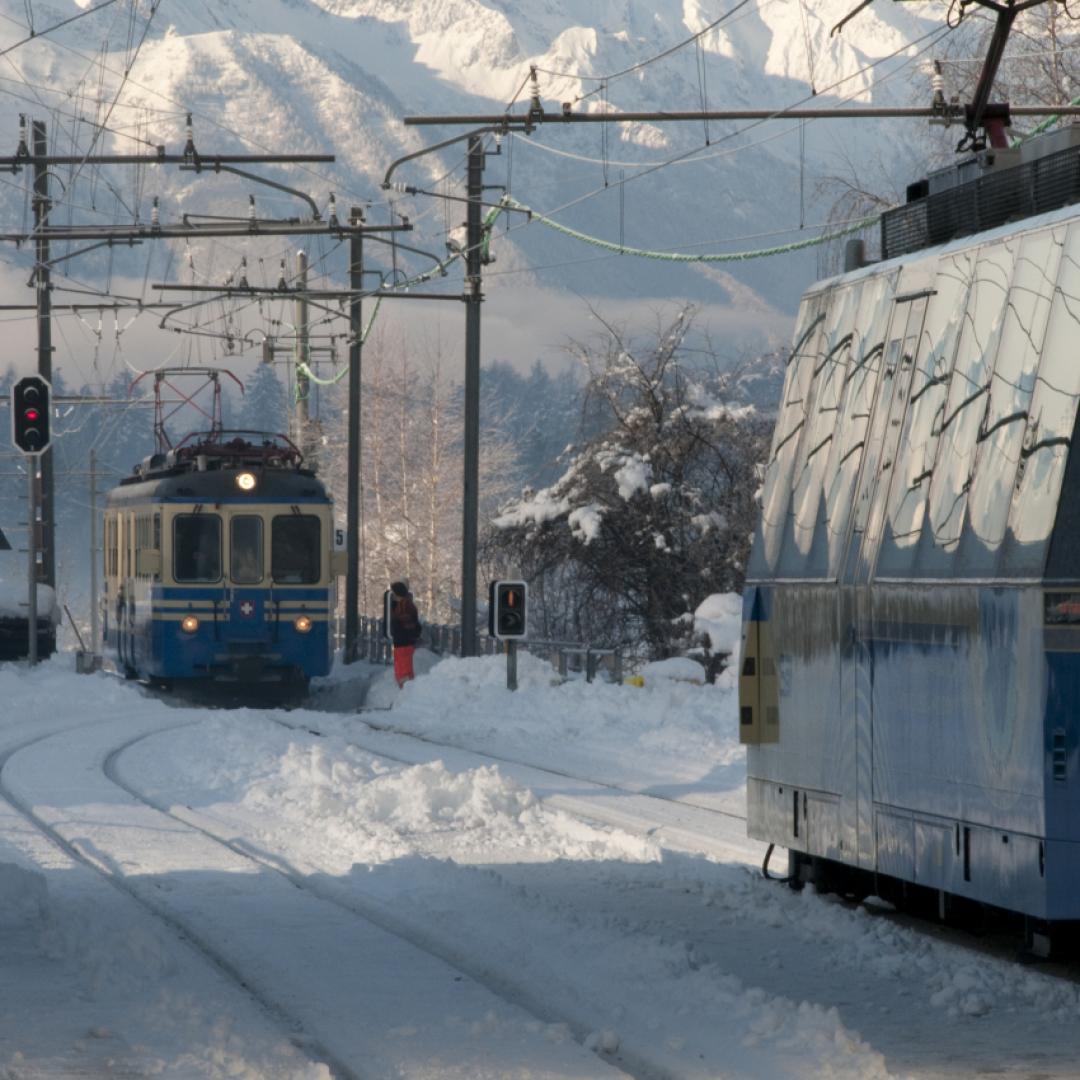Interruzione della linea ferroviaria tra Camedo e Domodossola - Ticinonline