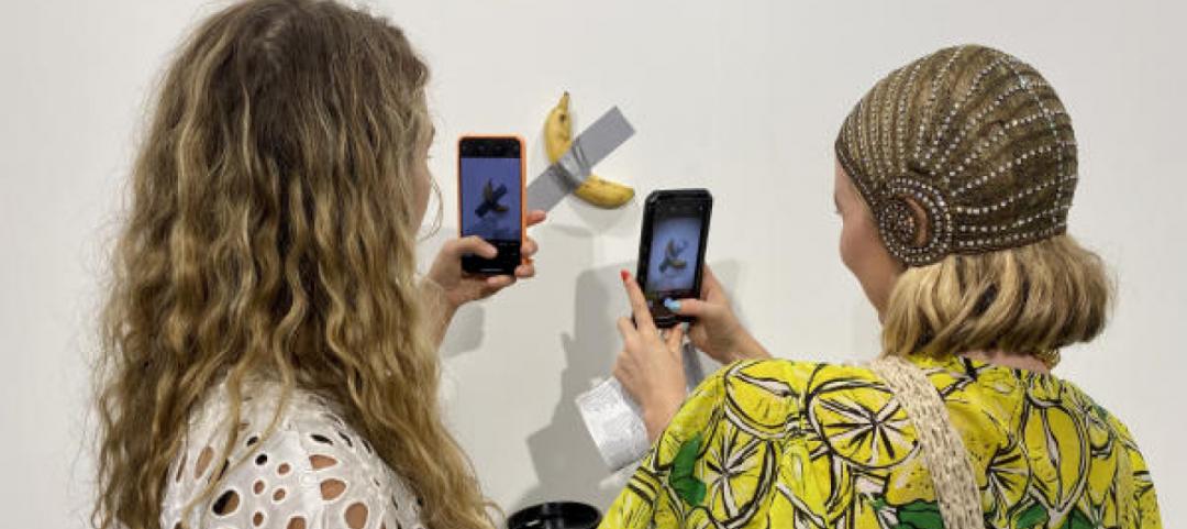 Perchè due banane al muro arrivano a costare 120.000 franchi?