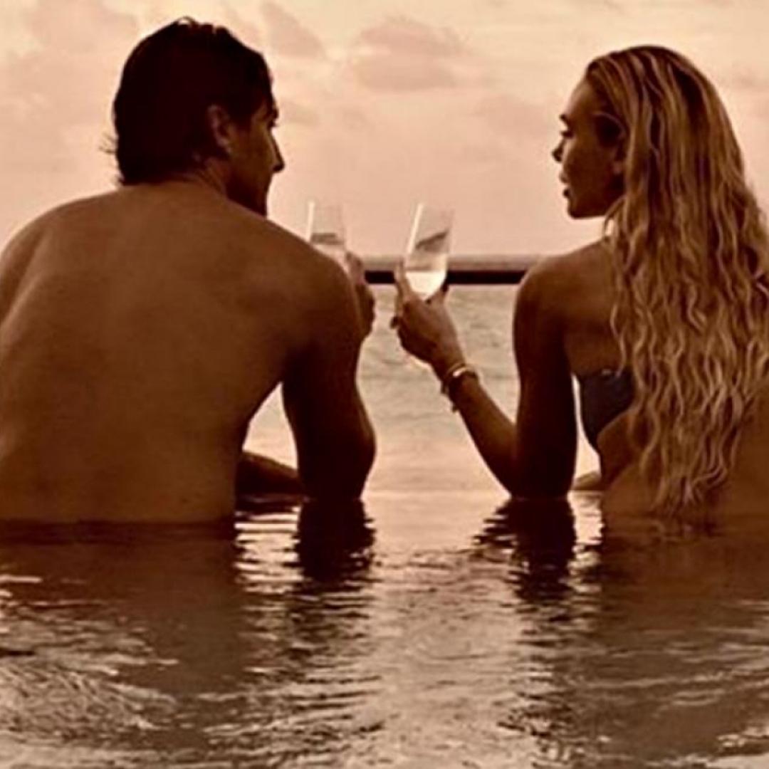 Totti e Ilary iniziano il 2020 alle Maldive - Ticinonline