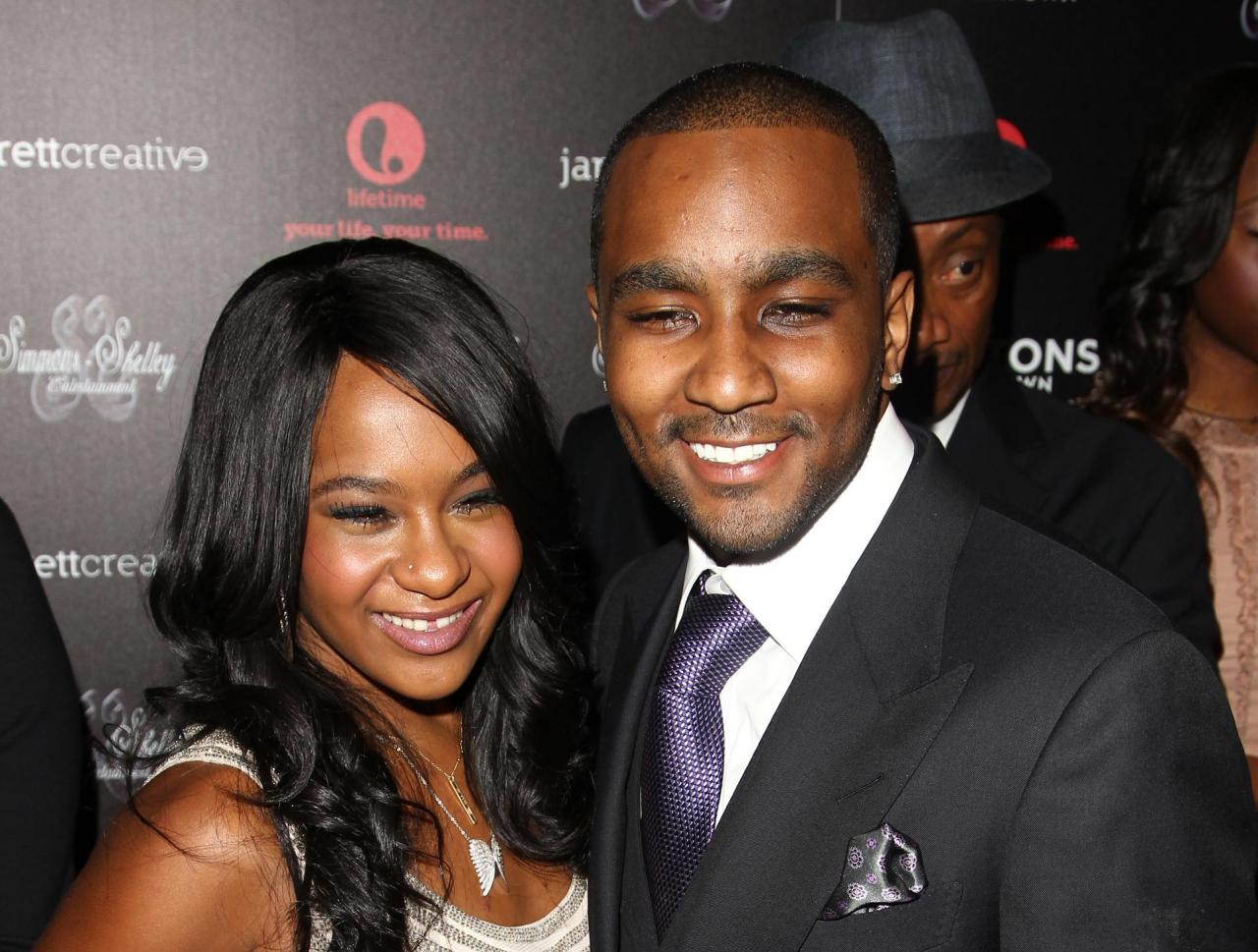 Morto l'ex fidanzato della figlia di Whitney Houston - Ticinonline