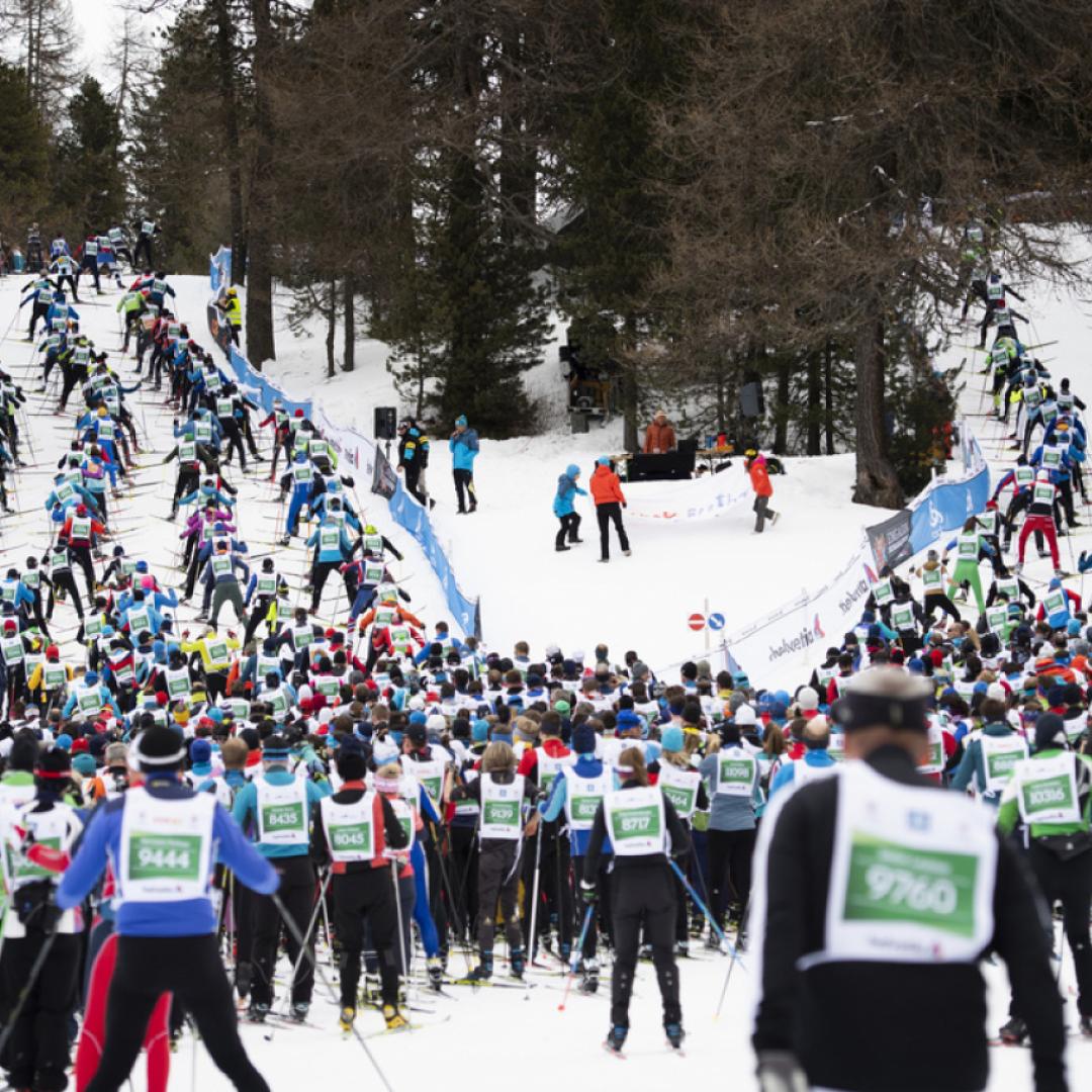 Agenzie Lavoro Canton Grigioni coronavirus: guardia alta in vista della maratona di sci