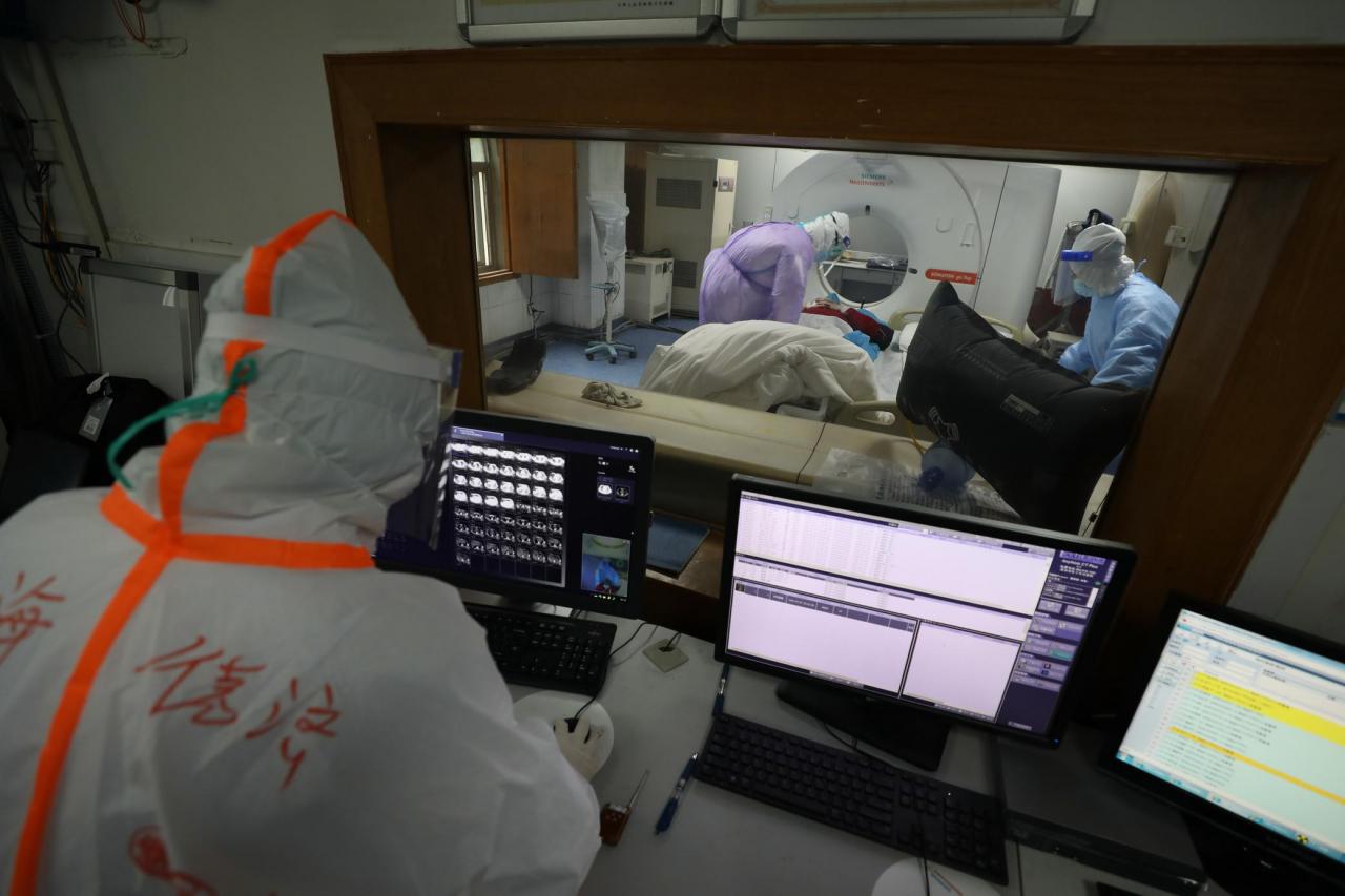 Coronavirus, guarita la paziente più anziana a Wuhan - Ticinonline