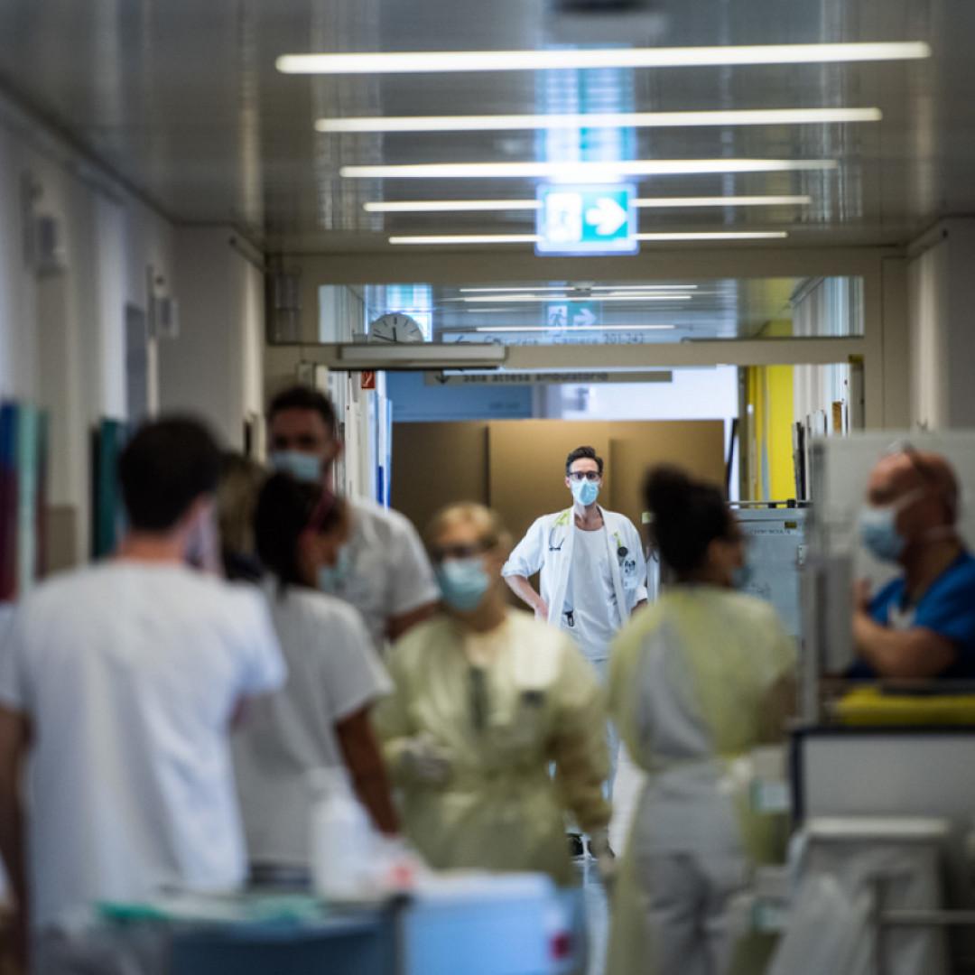 Agenzie Lavoro Canton Grigioni se non diminuiscono i ricoveri, anche i decessi potrebbero