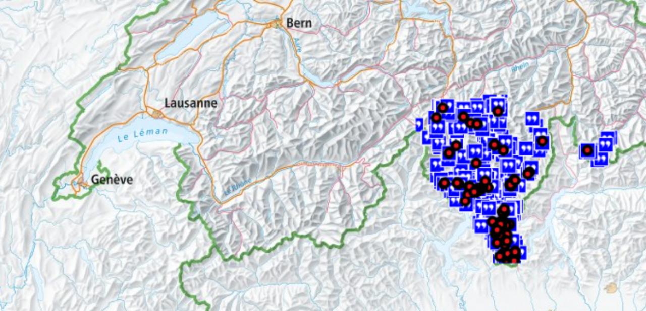 Cartina Canton Ticino Svizzera.Scopri Con Un Click Gli Autori Che Hanno Lasciato Il Segno In Ticino Ticinonline
