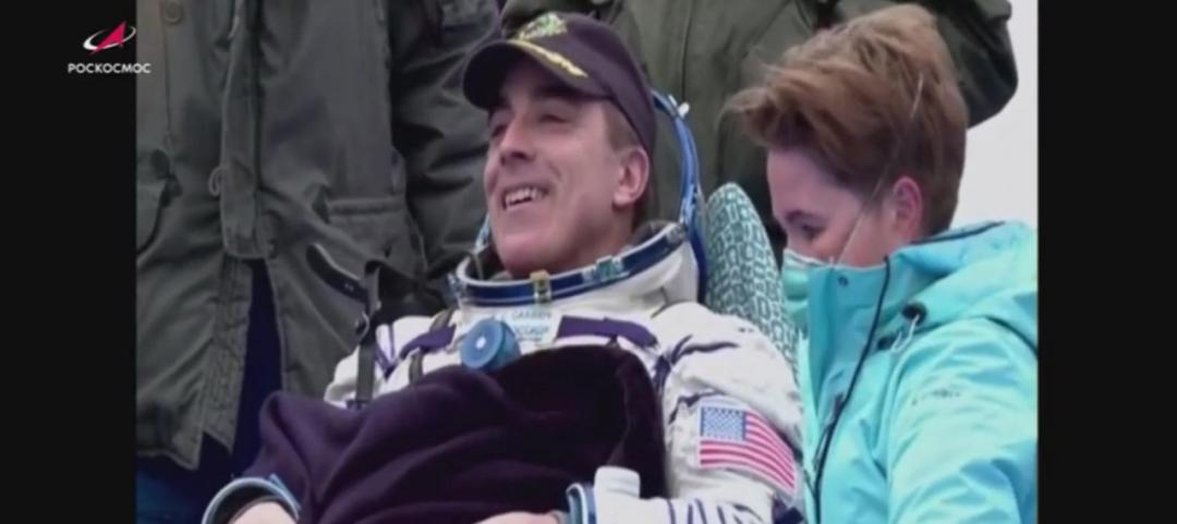Dopo 196 Giorni Nello Spazio Sono Rientrati I 3 Astronauti Ticinonline