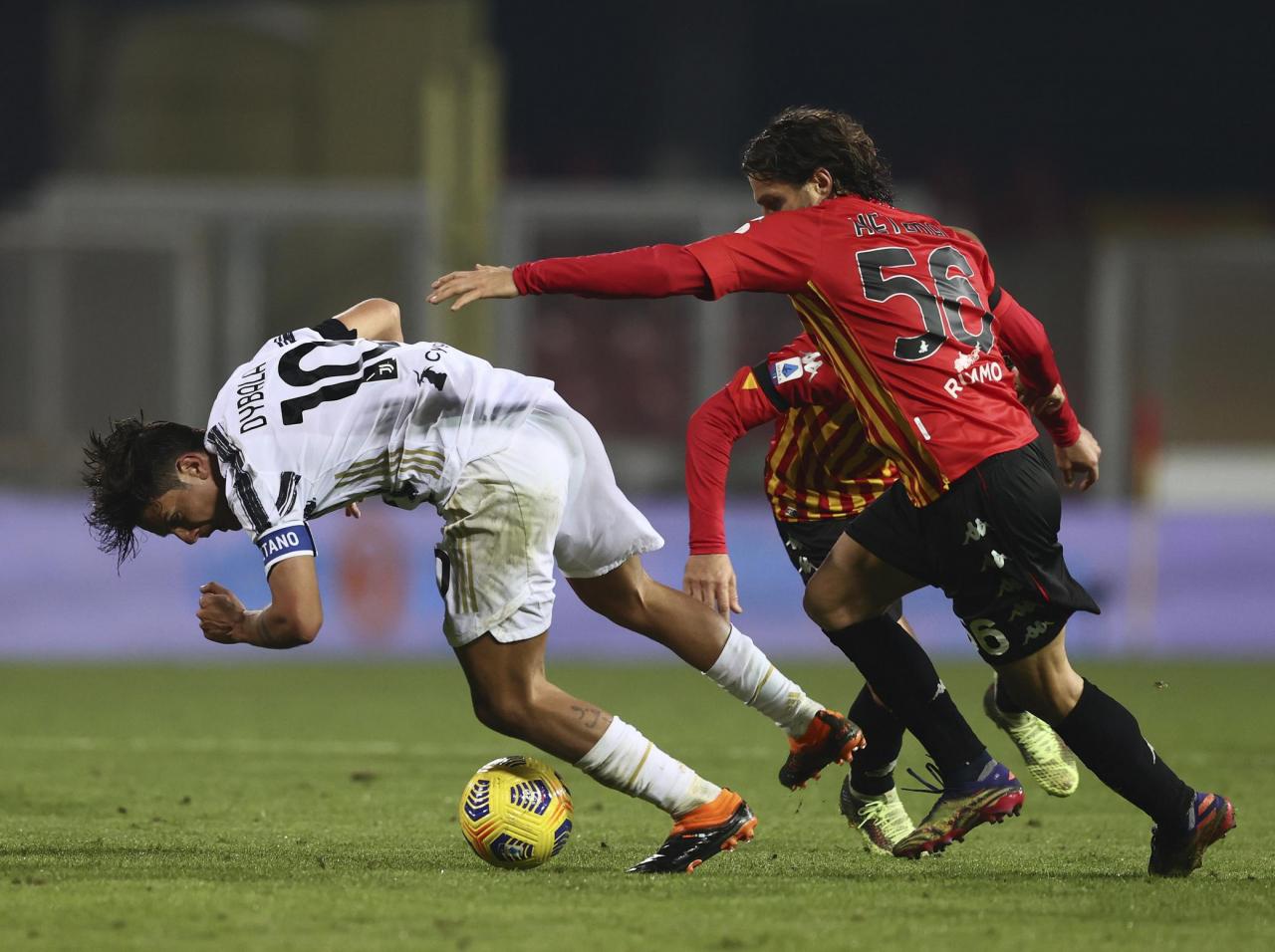 Senza Ronaldo la Juve si perde: 1-1 col Benevento - Ticinonline