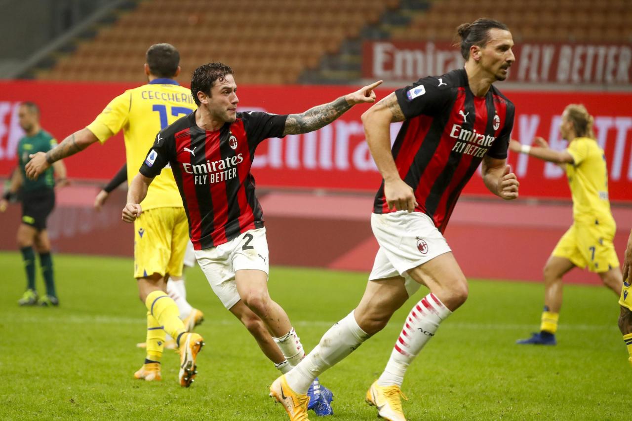 Ibra fa e disfa ma alla fine regala un punto al Milan - Ticinonline