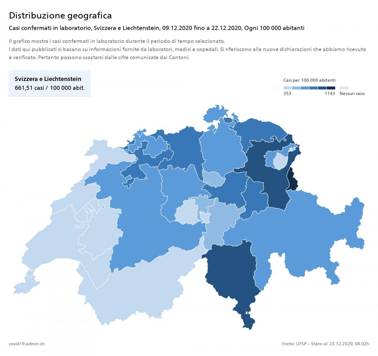 Cartina Geografica Canton Ticino Svizzera.Altri 4 898 Casi 193 Ricoveri E 103 Decessi In Svizzera Ticinonline
